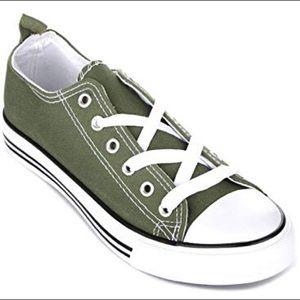 Airwalk Legacee Olive Sneakers
